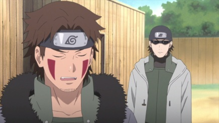 Shino and Kiba's Gift! Future Dreams – Naruto Shippuden 498